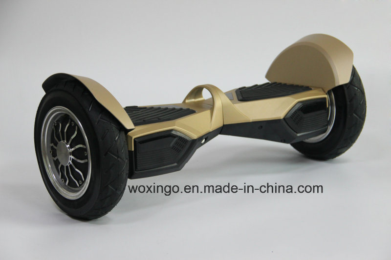 10inch Build in Bluetooth Music E Scooter