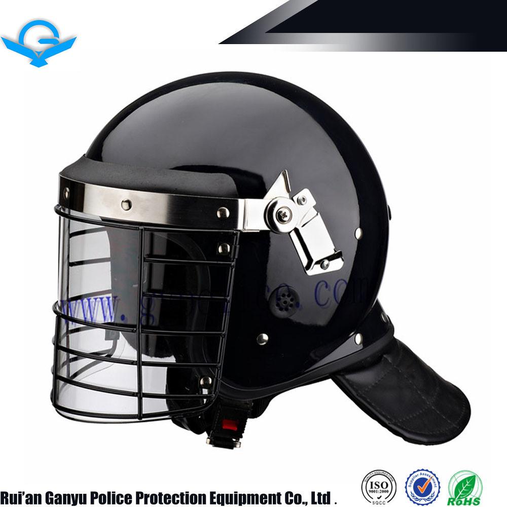 Special Forces Metal Frame Visor Anti Riot Helmet