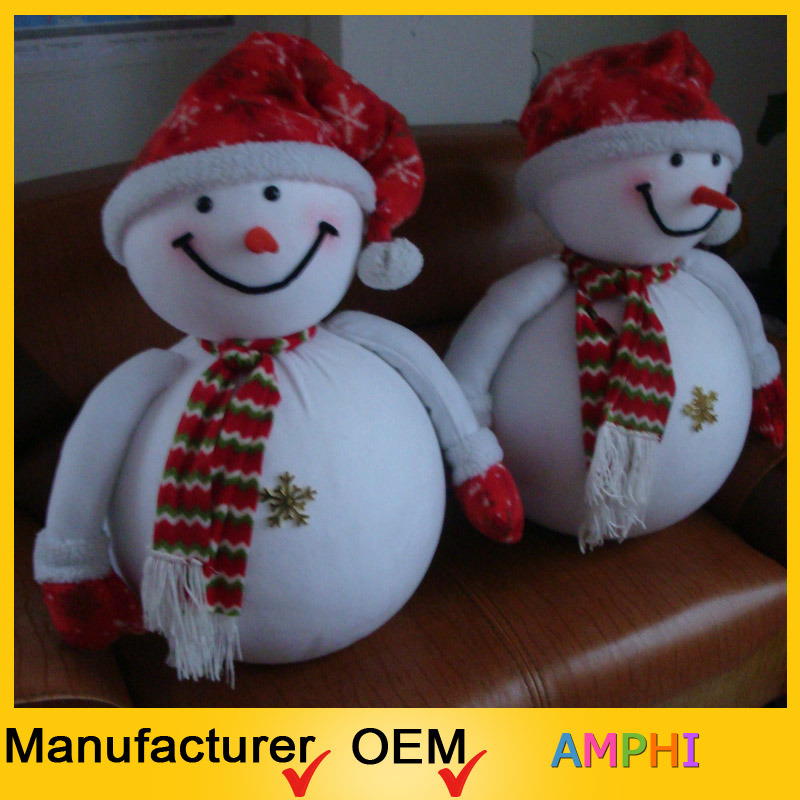 Customized Inflatable Christmas Snow Ball, Bouncer Ball, Snow Globe
