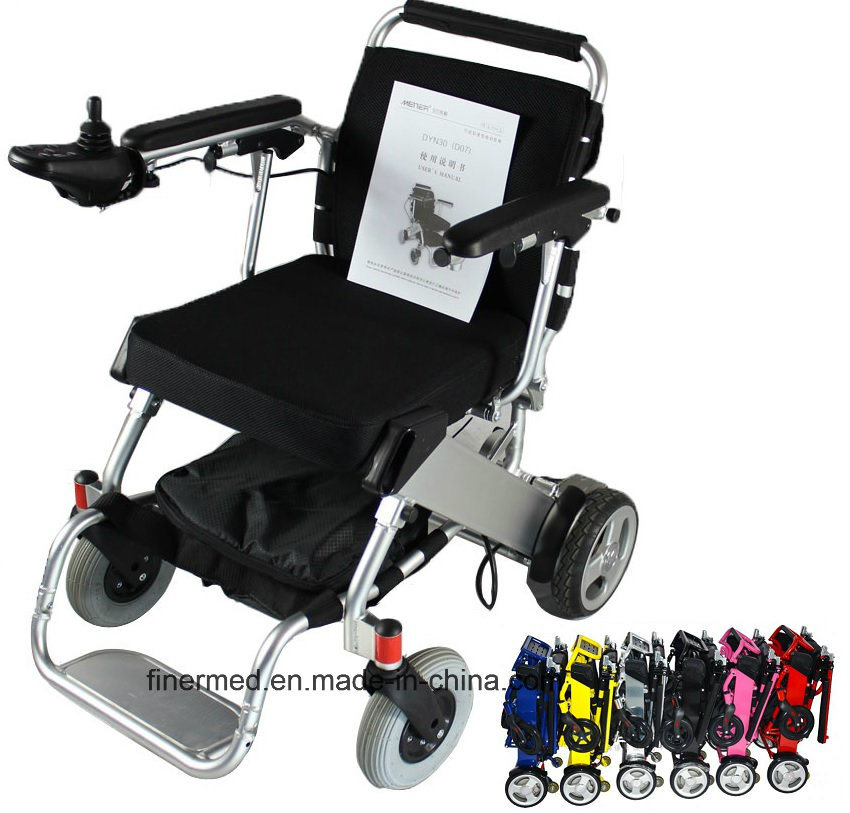 Handicapped Electric Wheelchair for Disabled