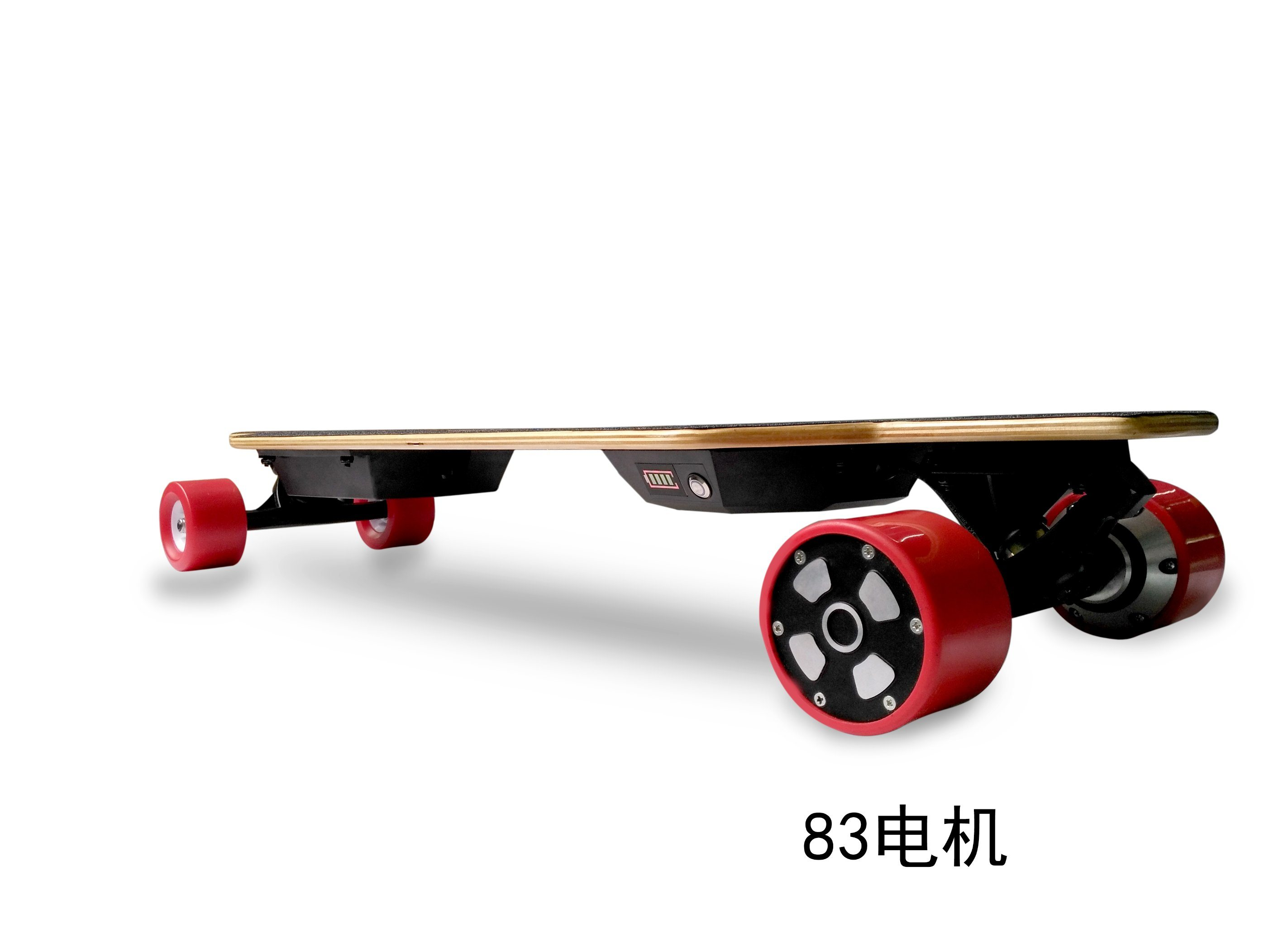 2017 Wholesale Electric Longboard with Good Elasticity Board