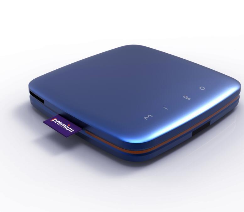 Ipremium Portable Smart IPTV Box with Mickyhop Platform 1g+8g Dreambox