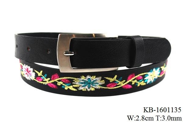 New Fashion Women PU Belt (KB-1601135)