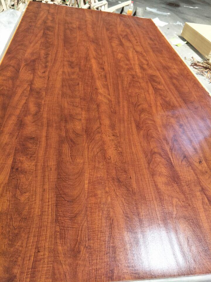 Ash Wood Veneer MDF/HDF