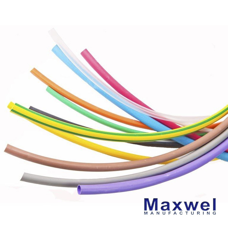 2: 1 PE Heat Shrink Tube for Wiring Insulation