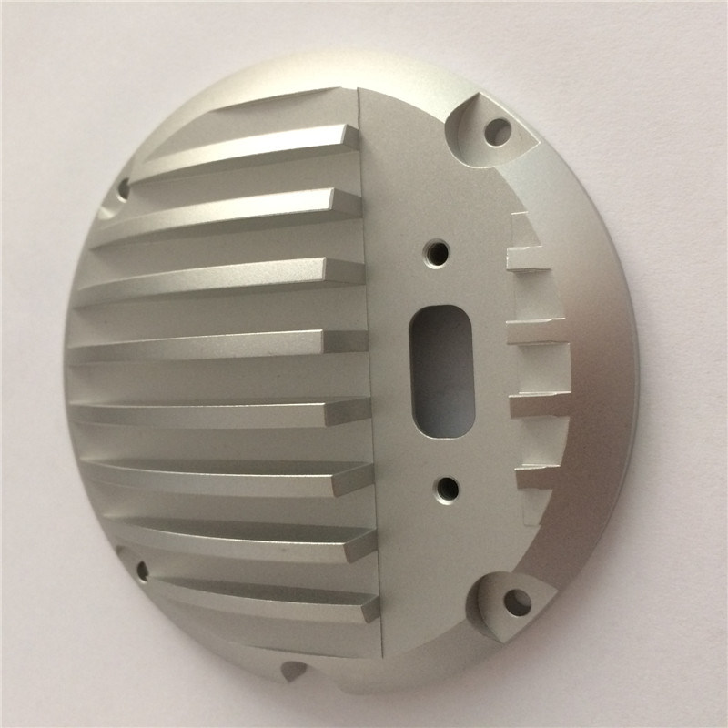 Aluminum CNC Parts by Precision Machining