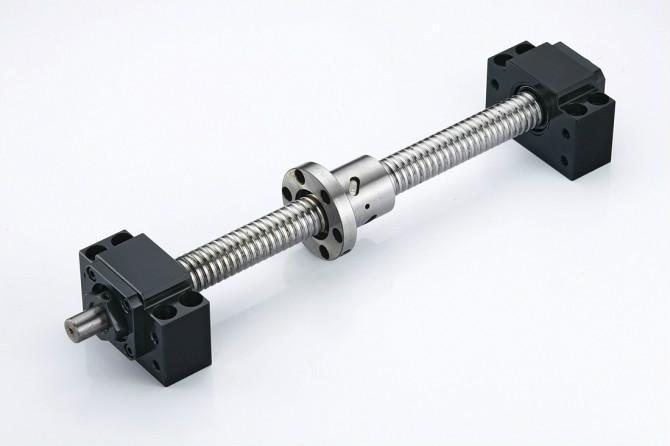 Bsh Small Lead Ball Screw for Automatic Machine