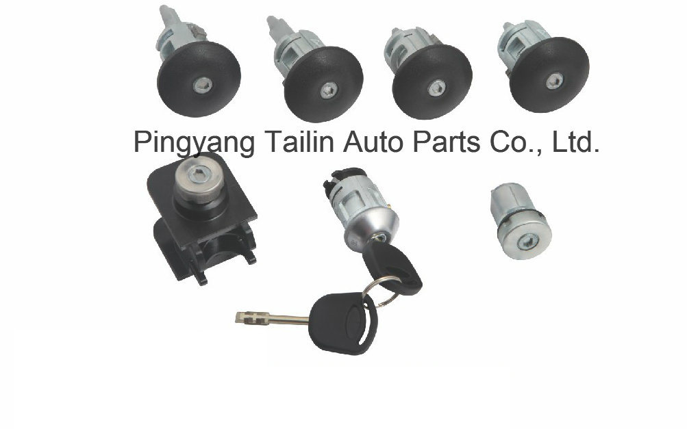 Popular Exported Lock Set for Ford Transit 2000-2012