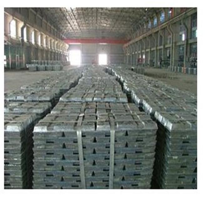 Hot Sale High Purity Tin Ingot 99.99% Manufactory