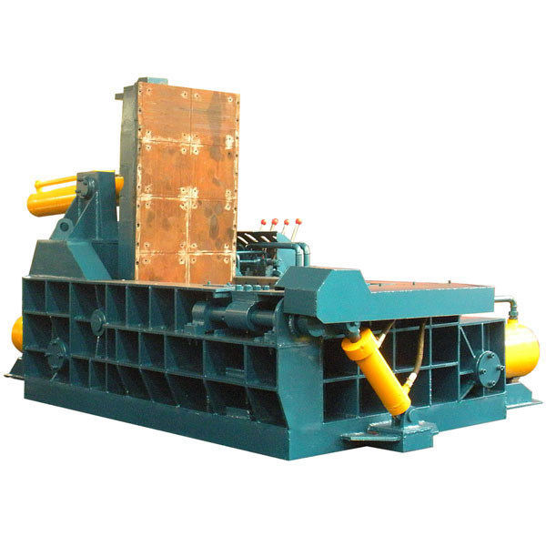 Metal Compress Packaging Baler Machine-- (YDF-130A)