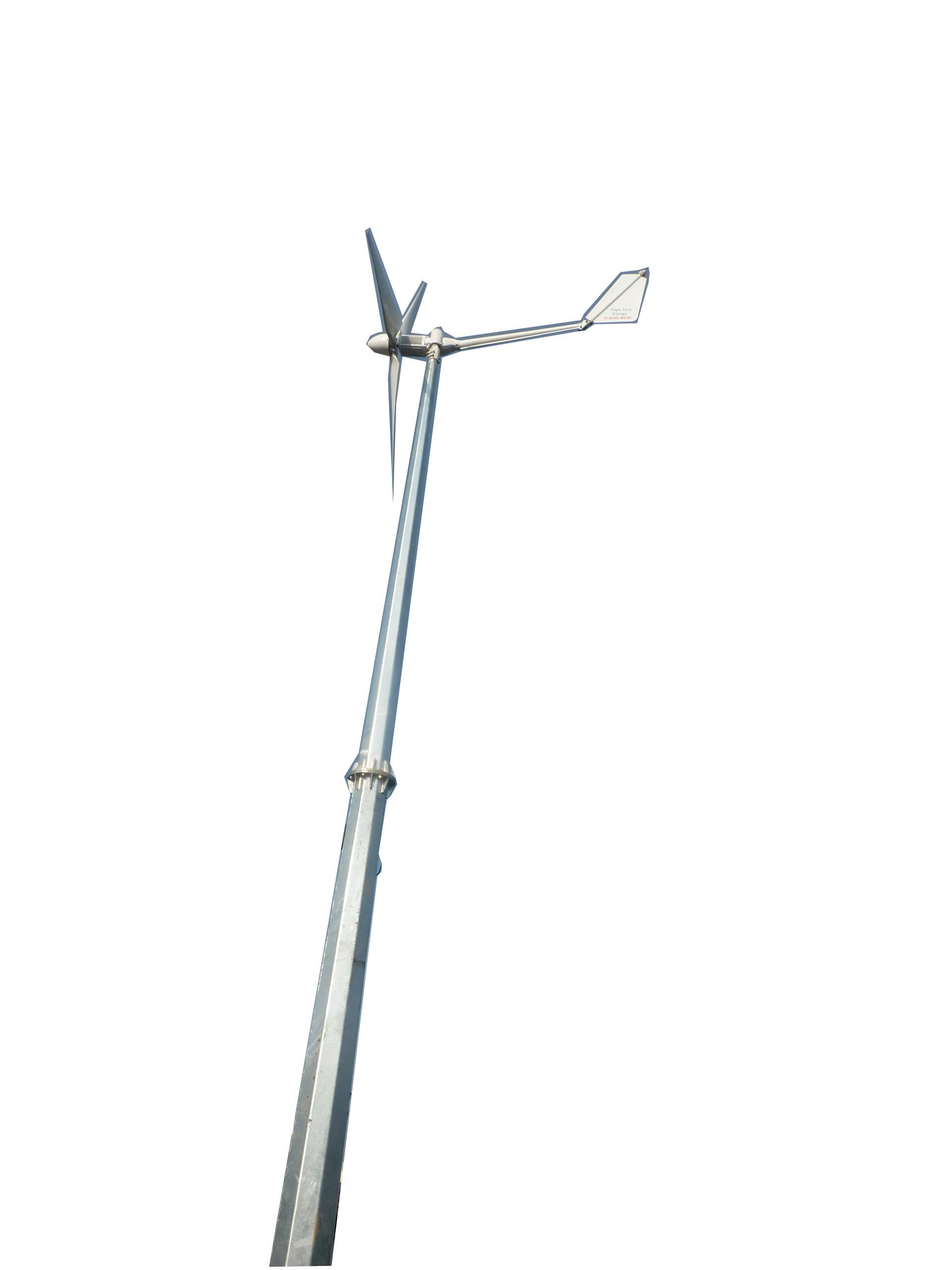 2kw Wind Turbine Wind Wind Power System Wind Generator