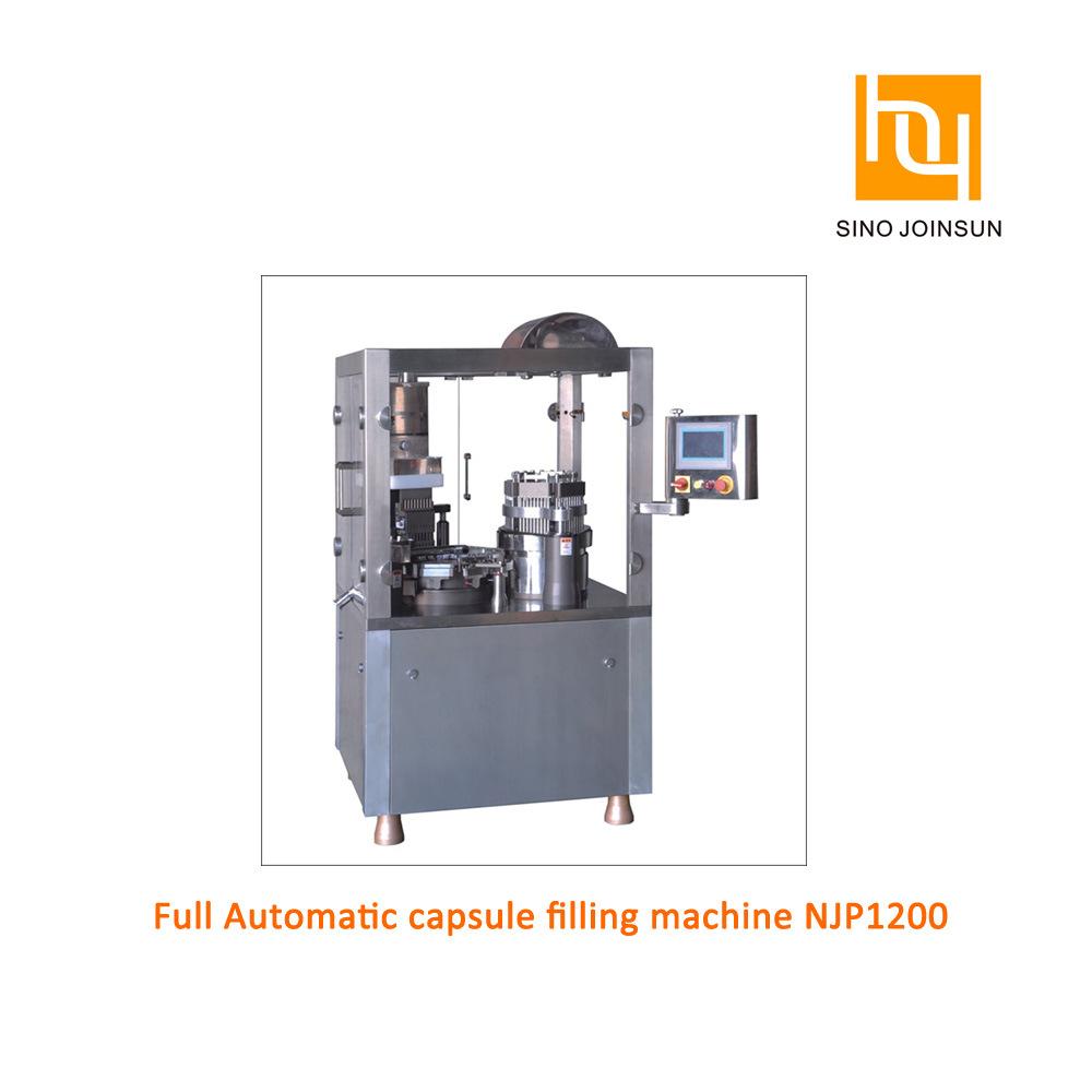 User Friendly Full Automatic Capsule Filling Machine