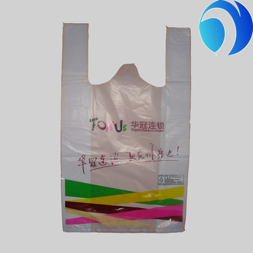 Vest Handle T-Shirt Grocery Carry Shopping Bag