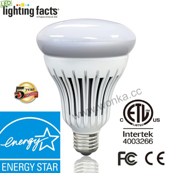 Dimmable LED Br/R30 Bulb with WiFi Control Smart Lighting