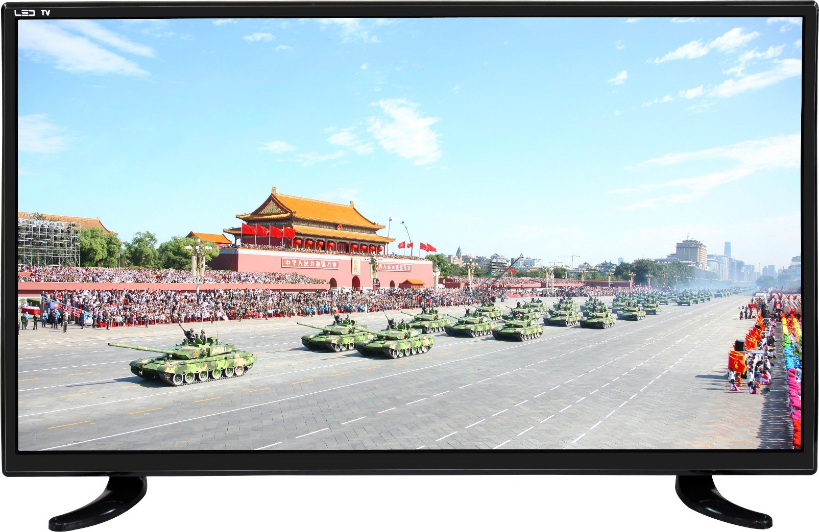 32 Inches Color LCD LED TV