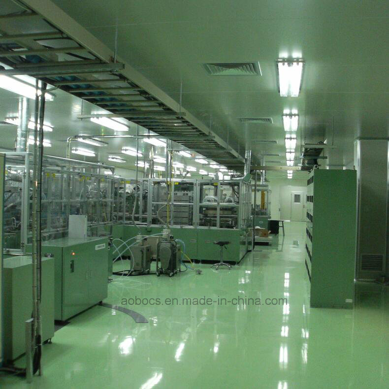 NMP Recovery System for Battery Factory