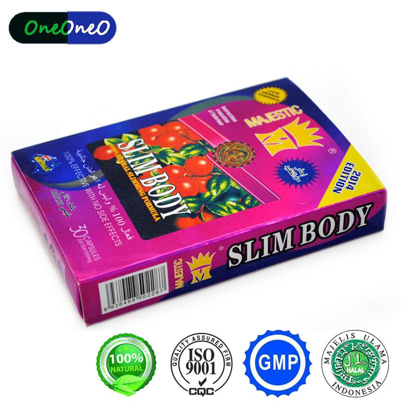 Best Slim Body Capsule Is Hot Selling for Female