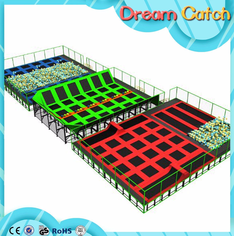 Children Indoor Soft Play Area Playground