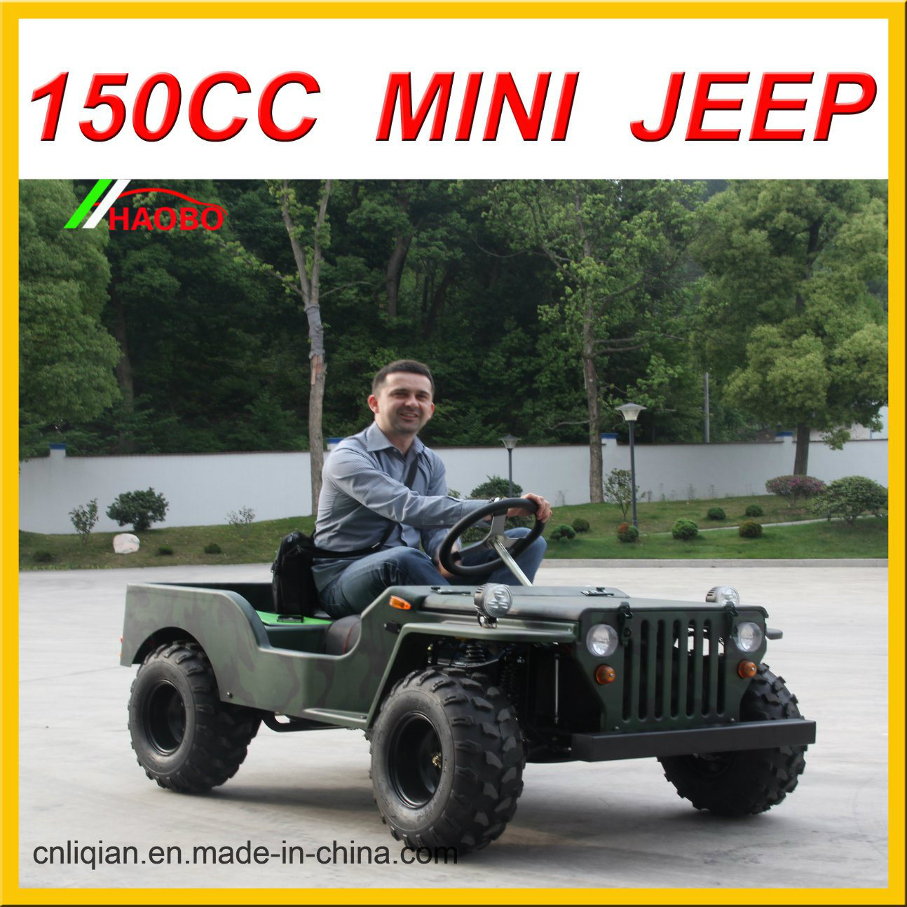 150cc, 200cc Willis Mini Jeep for Sales