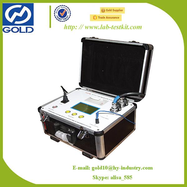 Vlf AC Hipot Tester/ High Pot Tester