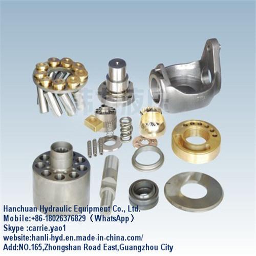 PC45r-8 Swing Motor Main Pump Parts