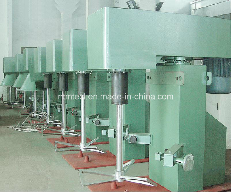Flame Proof Planetary Mixer for High Viscosity Material Like Offset Ink, Putty, Adhesive, Sealant
