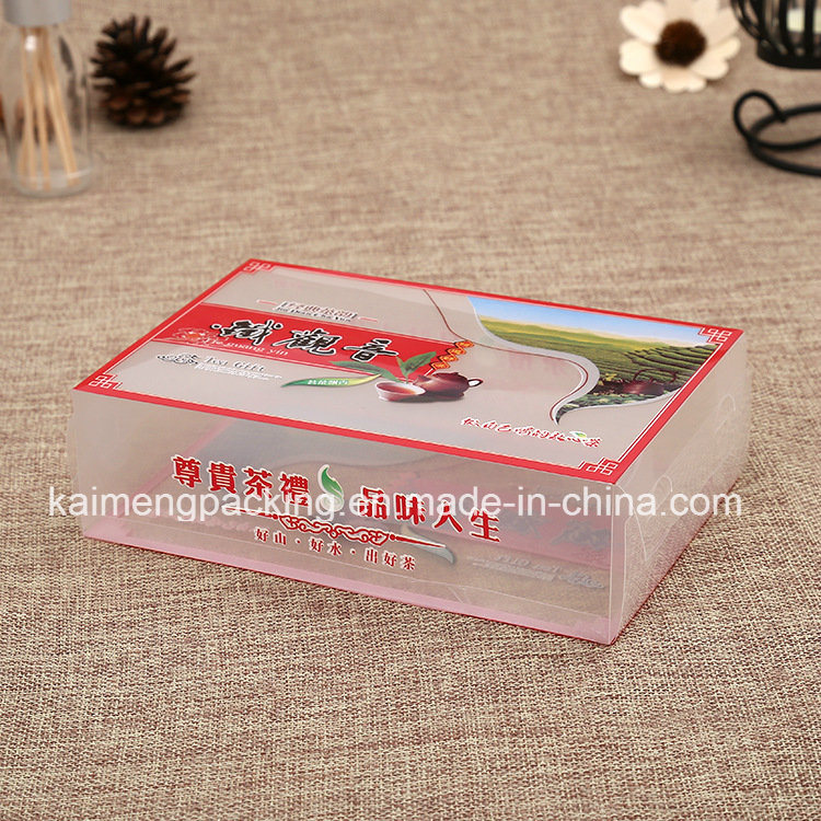 Plastic Pet Gift Box/Pet Clear Folding Box /Plastic Printing Toy Box