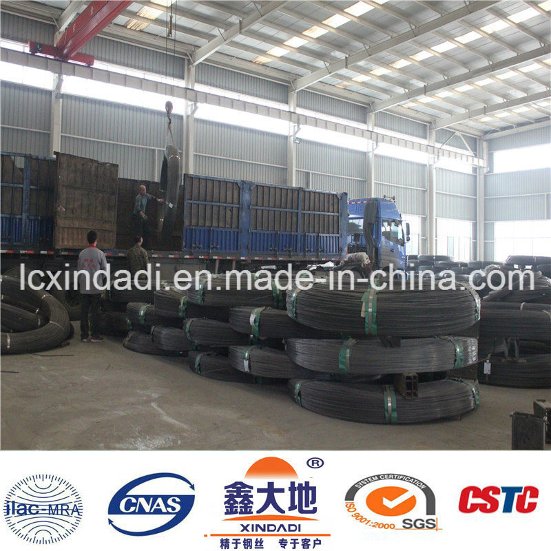 Xindadi Drawn Wire Type High Quality Spiral Steel Wire