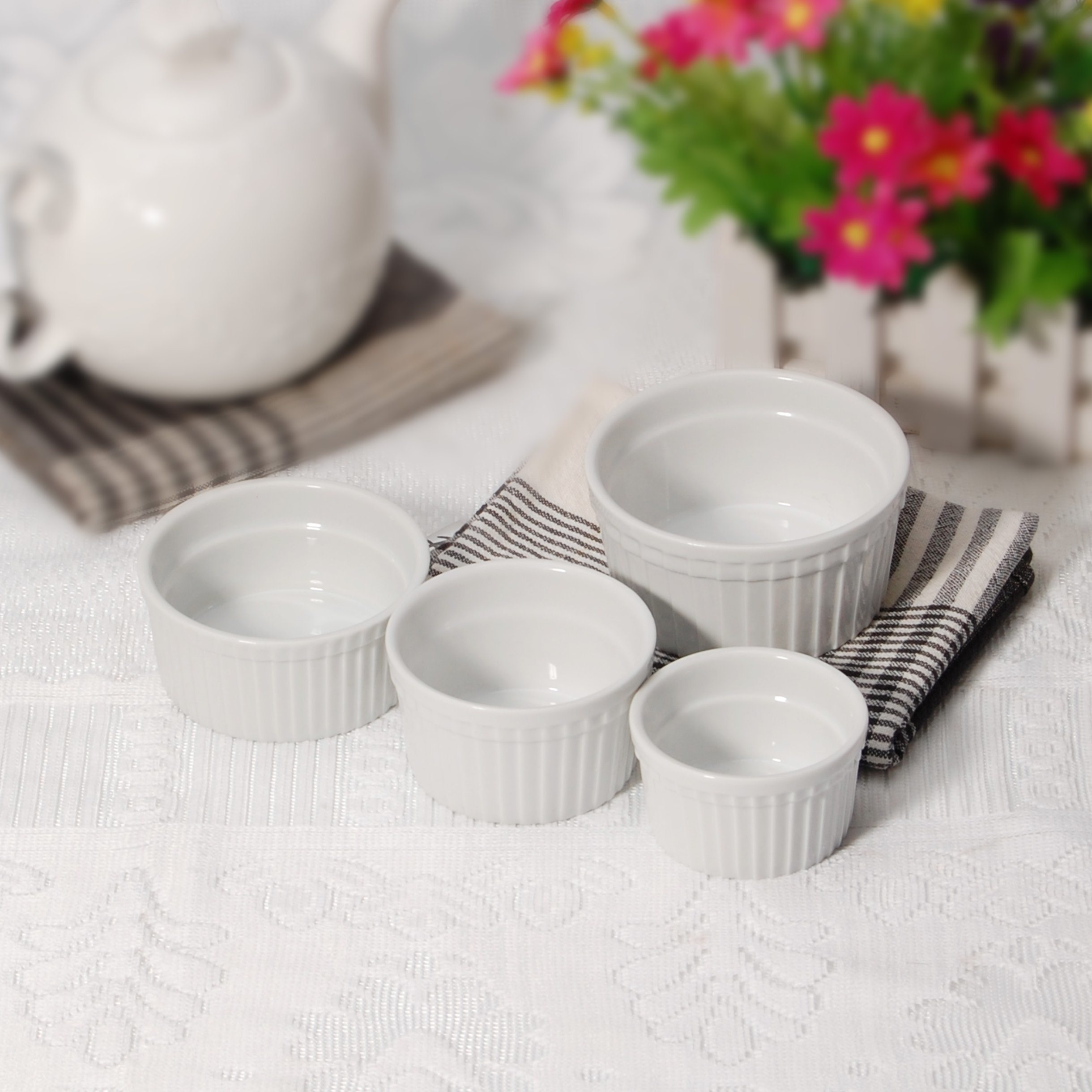 China Wholesale Kitchenware, Porcelain Hotel Round Bowl of All Sizes