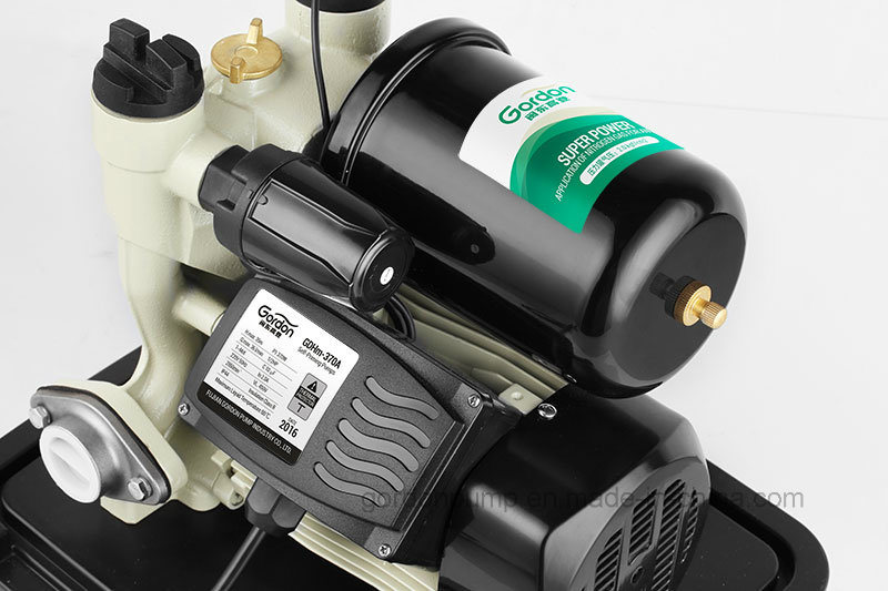 Self-Priming Electric Pump with Check Valve for Car Washing
