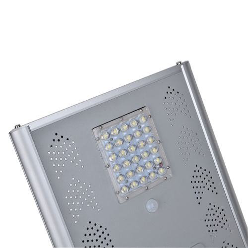 China Energy Saving LED Lamp 30m All in One Solar Street Light