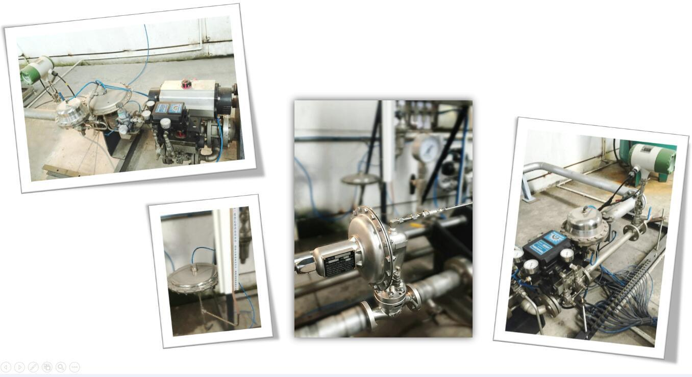 "3/4"" Sp21m Gas Water Pressure Reducing Pilot Control Valve"