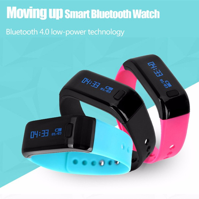 2016 Waterproof Bluetooth Android Smart Watch (4005)