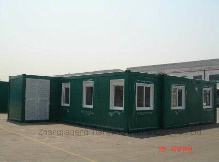 Containerized Office