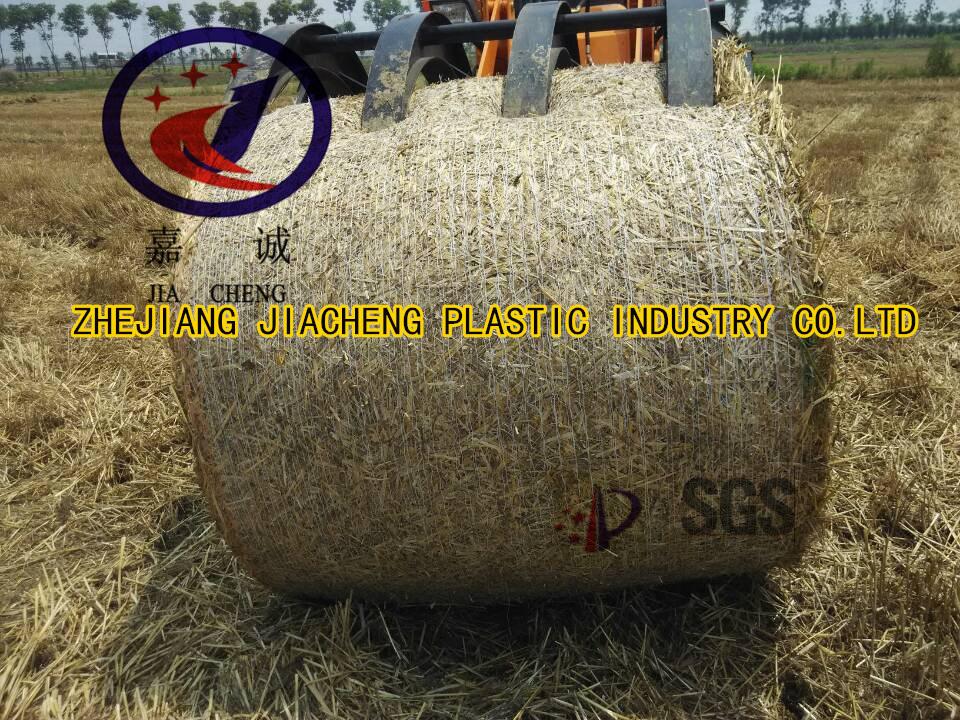 100% New HDPE Plastic Bale Net Wrap/Plastic Net/ Netting