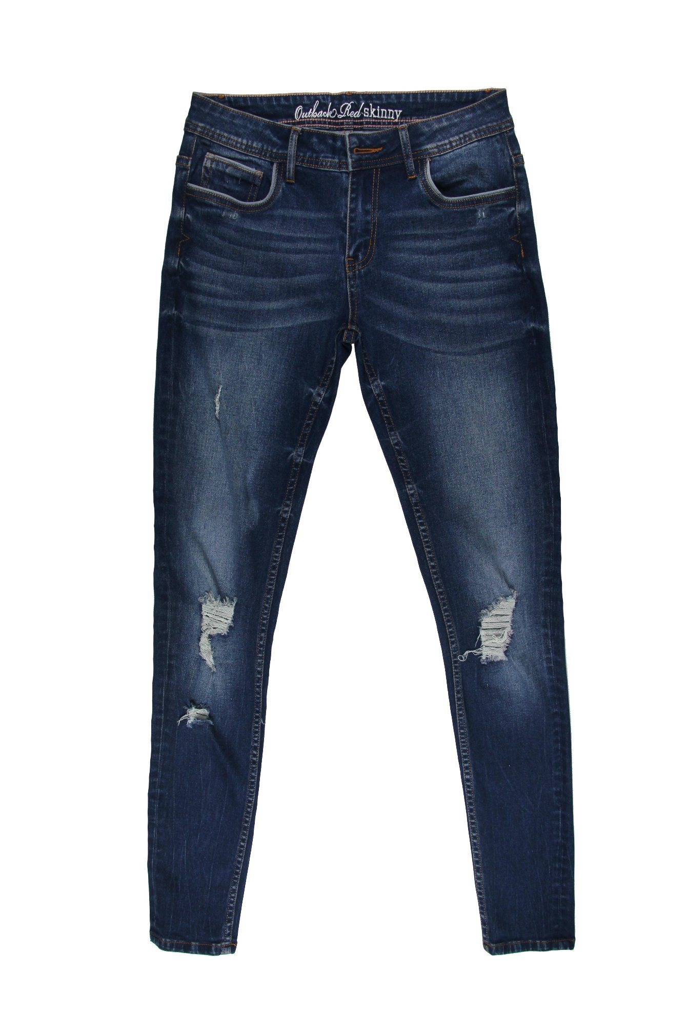 New Comfortable Lady′s Fashion Summer Jeans of 2017 (MYB04)