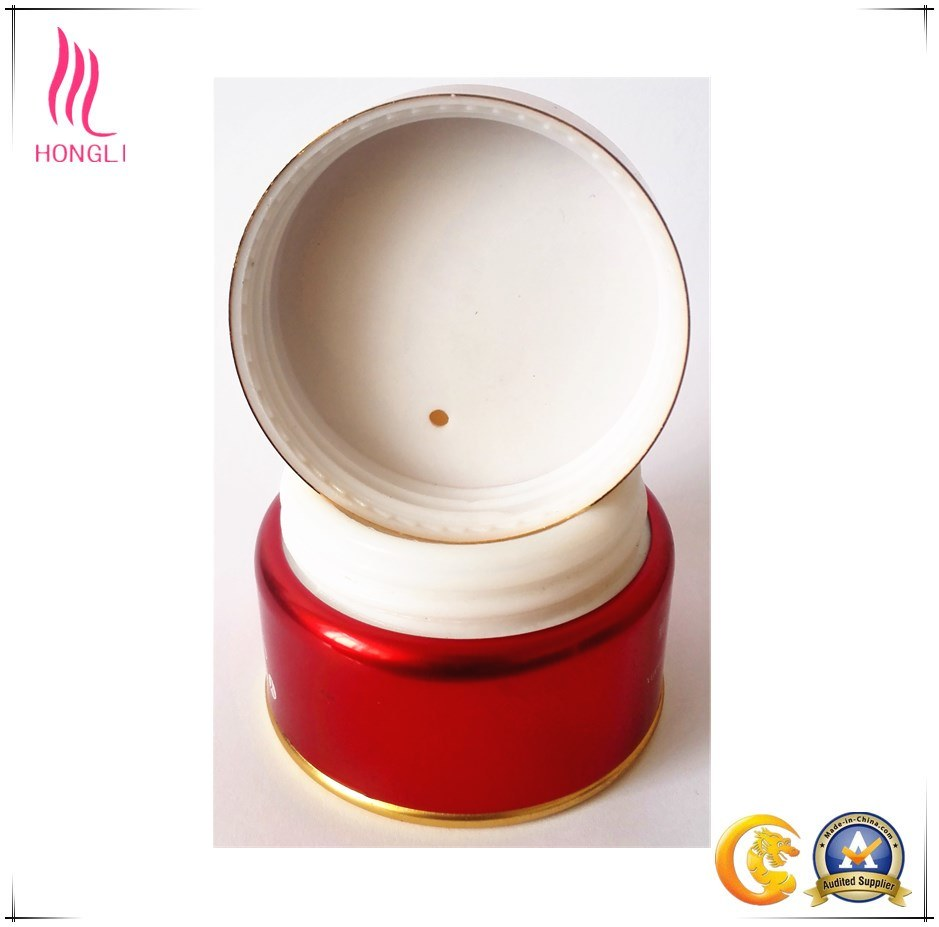 Empty Cosmetics Aluminum Cream Jar Cosmetics Aluminum Containers