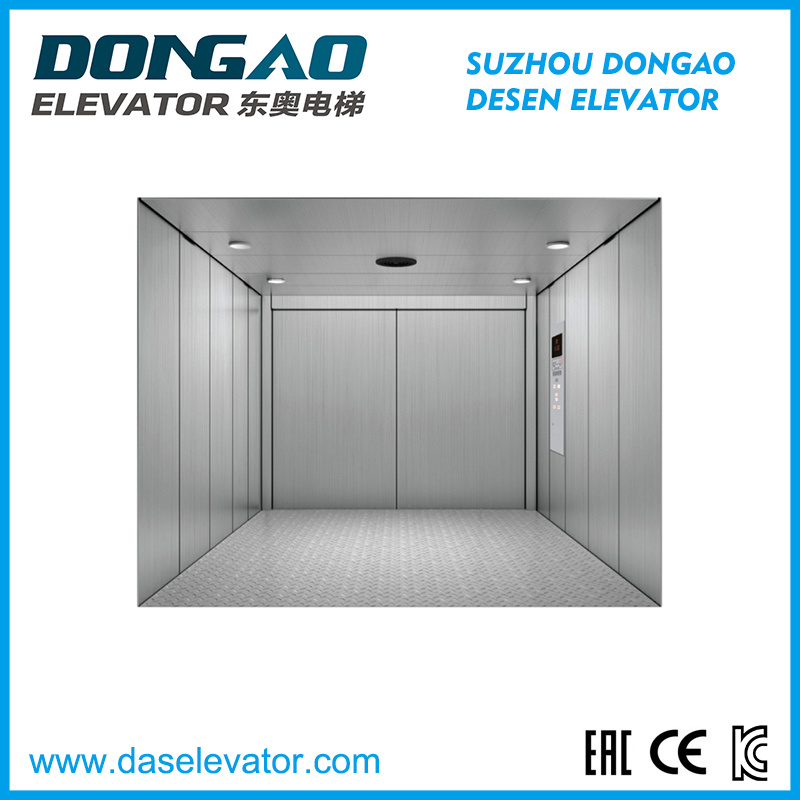 Painted Steel Goods/Freight/Cargo Elevator Ds-02