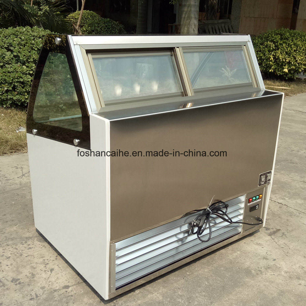 Gelato Showcase/Ice Cream Freezers/Ice Cream Display Case