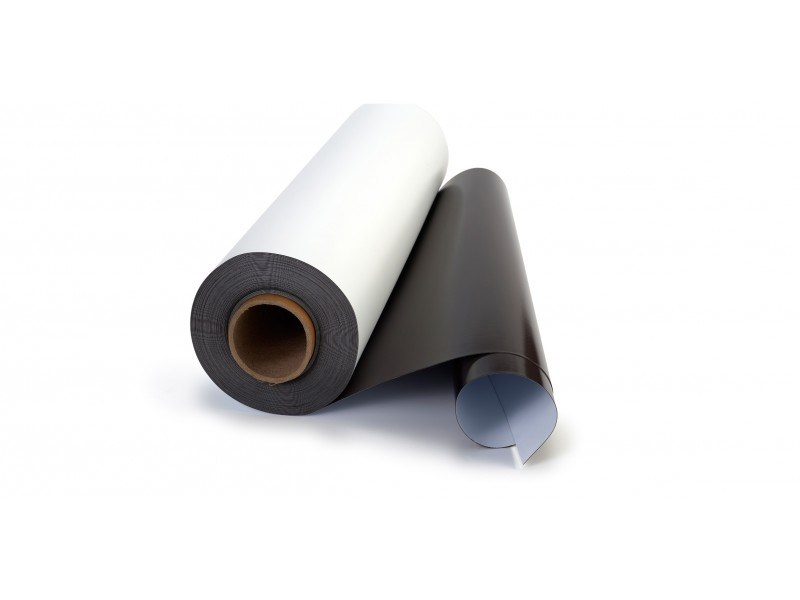 Flexible Rubber Magnetic Roll