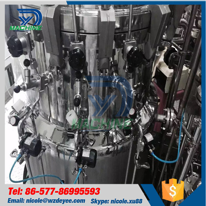 China Supplied Low Price Lab Fermentation System