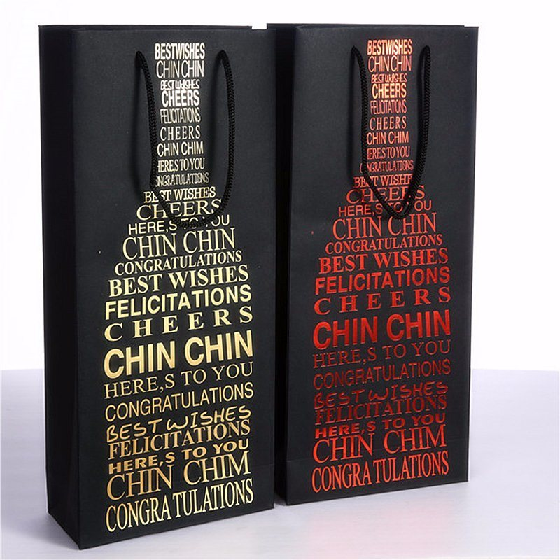 Hot Stamping Foil for Winebag