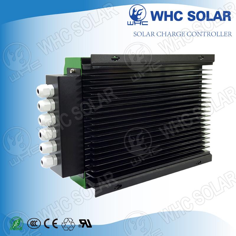 96V/192V/240V/384V 60A PWM Solar Charge Regulator