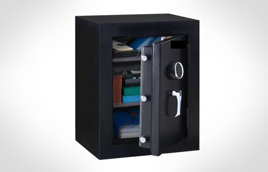 Fireproof and Water Protection Safe Box with Digital Lock-Hms04/Hms05