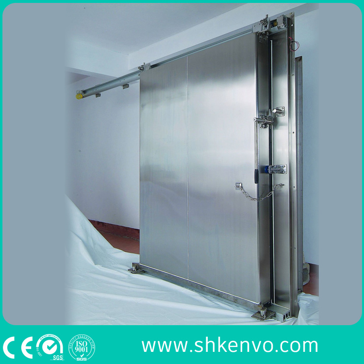 Automatic Cold Storage Refrigeration Room Sliding Door