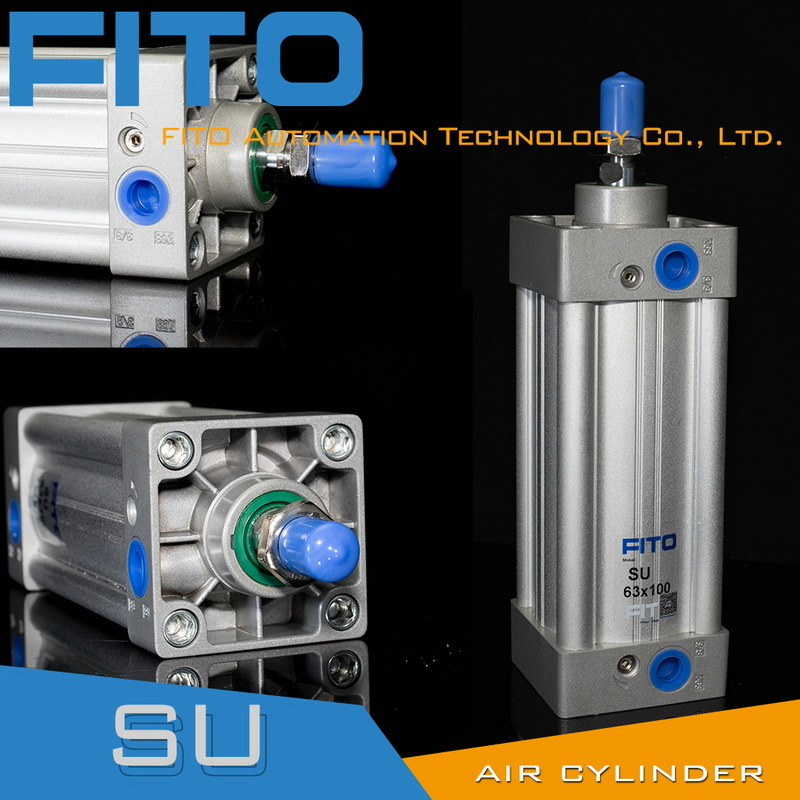Su Series Standard Air Cylinder by Airtac Type Pneumatic