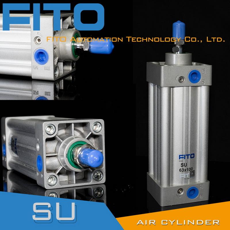 Su Series Standard Air Cylinder by Airtac Type