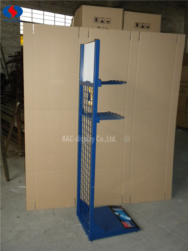 Con-Energy-Drink Display Rack Wire Exhibition Stand