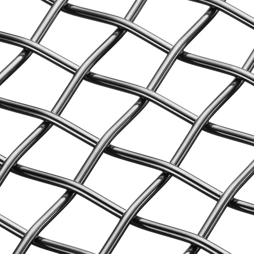 China Manufacturer Supplier Crimped Woven Wire Mesh (CWWM)