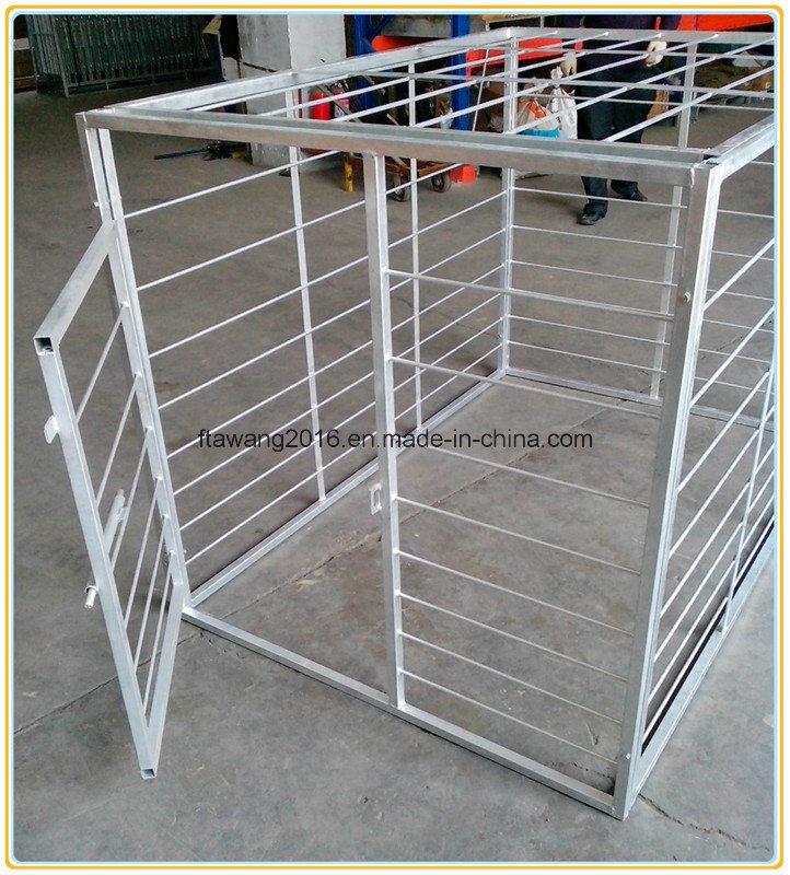Galvanized Dog Cages